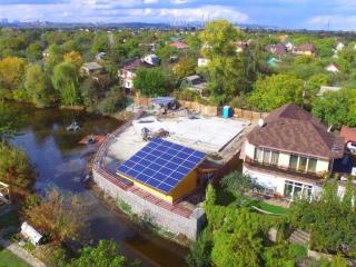 Солнечная электростанция Киев - UTEM SOLAR
