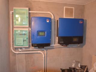 Сетевые инверторы SMA - UTEM SOLAR