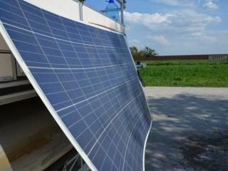 Гибкий фотоэлектрический модуль DAS Energy - UTEM SOLAR