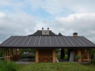 Алюминиевая конструкция для солнечных батарей