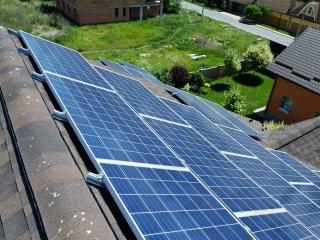Полікристалічні сонячні батареї - UTEM SOLAR