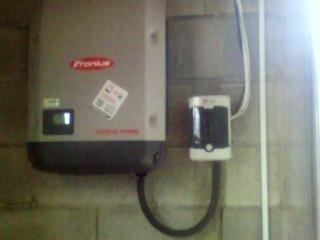 Сетевой инвертор Fronius Primo 5.0 - UTEM SOLAR