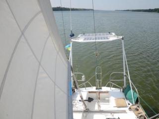 Солнечные батареи на яхту