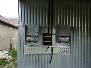 установка сетевого инвертора Fronius