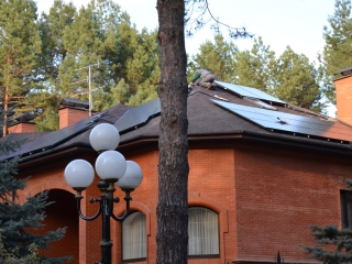 Солнечные панели Kyocera