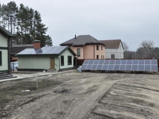 Солнечная установка для Зеленого Тарифа - 15 кВт