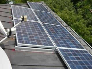 Солнечная установка 5кВт
