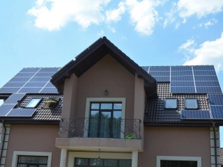 Солнечная электростанция 10 кВт Киев - UTEM SOLAR