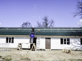 Монтаж сонячних батарей - UTEM SOLAR
