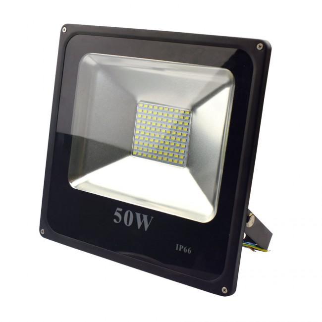 Светодиодный прожектор FLS-50 50W 6500K 220V