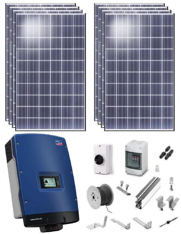 Комплект для солнечных батарей