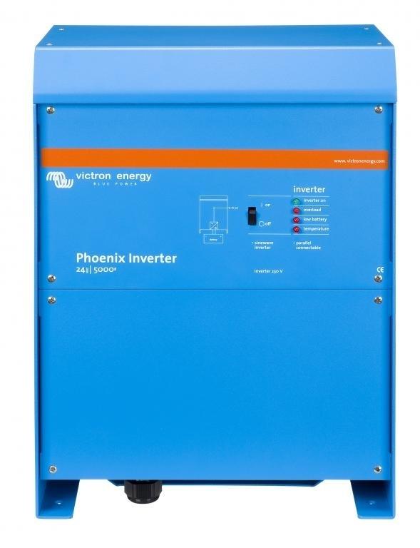 Автономный инвертор Victron Phoenix 48/3000