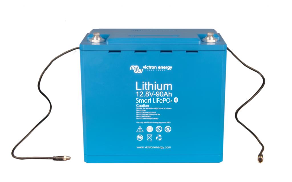 Литий ионный аккумулятор Victron Energy LiFePO4 12,8В/90Ач Smart