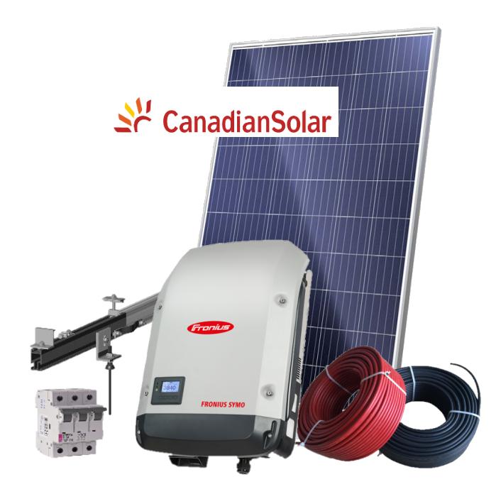 Комплект солнечных батарей для Зеленого тарифа 10 кВт ОПТИМАЛЬНЫЙ