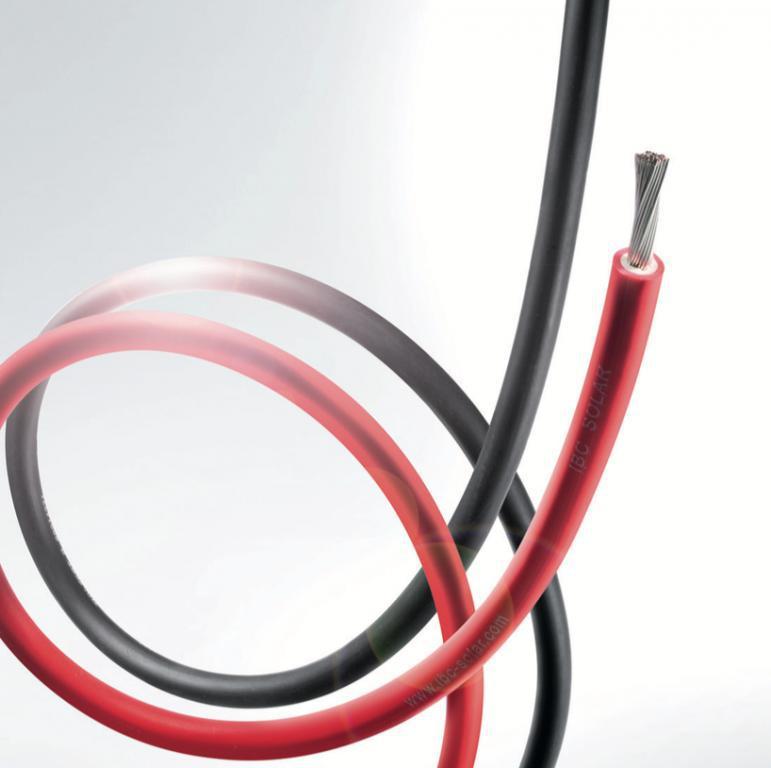 PV кабель IBC FlexiSun, 4мм² (Германия)