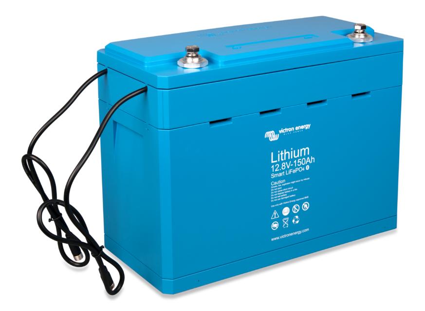 Литий ионный аккумулятор Victron Energy LiFePO4 - 160 Ач copy