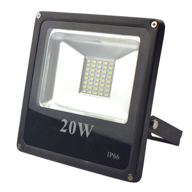 Светодиодный прожектор FLS-20 20W 6500K 220V