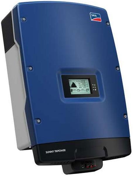 Мережевий інвертор SMA Sunny Tripower 9000TL