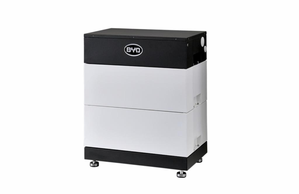 Акумуляторна батарея BYD Battery-Box L7.0