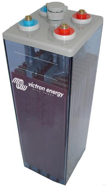 Аккумуляторная батарея Victron Energy OPzS Solar 910 А/ч