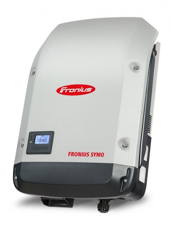 Мережевий інвертор Fronius Symo 3.7-3-M