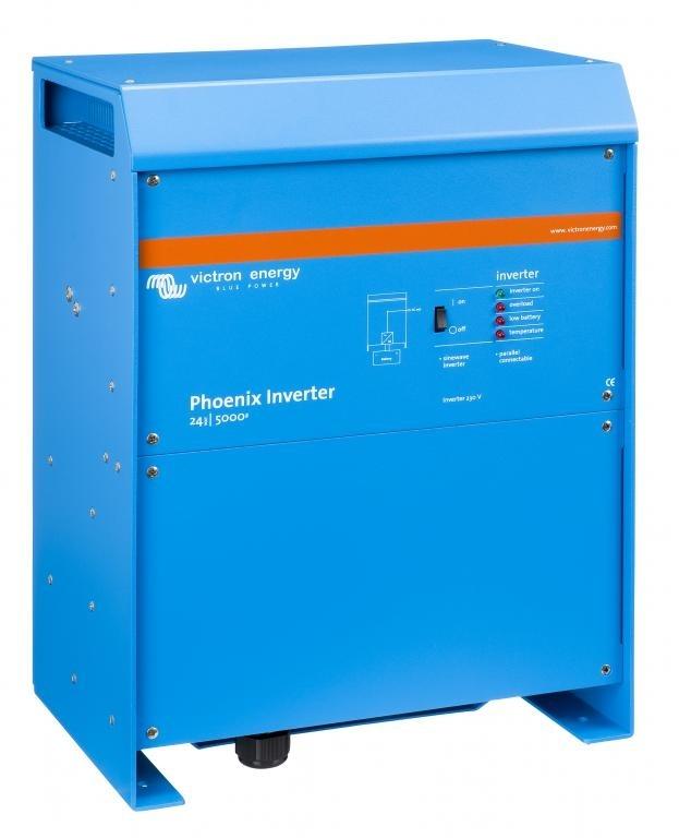 Автономный инвертор Victron Phoenix 24/5000 230V VE.Bus
