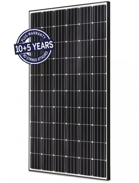 Солнечная батарея IBC MonoSol 300 ZX5