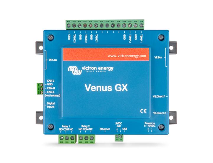 Веб интерфейс  Victron Venus GX