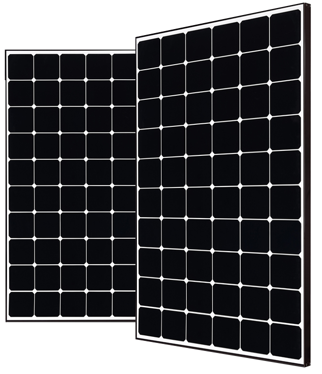 Солнечная панель 370 Вт LG NEoN 370Q1C-A5