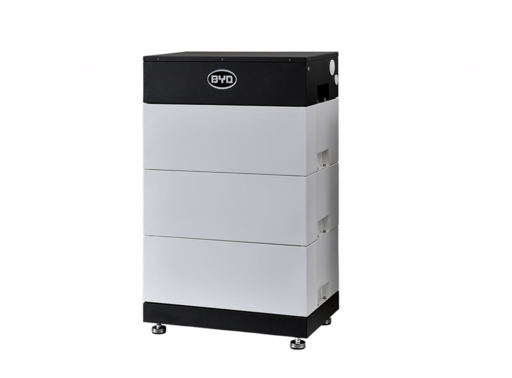 Аккумуляторная батарея BYD Battery-Box L10.5
