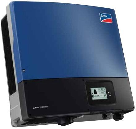 Мережевий інвертор 20 кВт SMA Sunny Tripower 20000TL