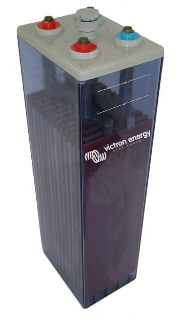 Аккумуляторная батарея Victron Energy OPzS Solar 1210 А/ч