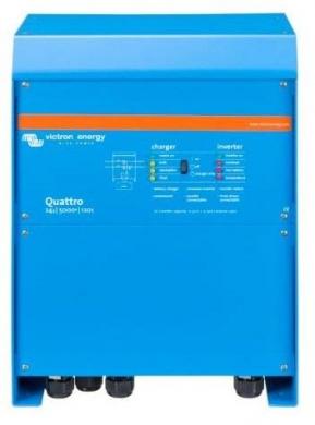 Автономный инвертор Victron Quattro 24/5000/120-100/100 230V VE.Bus
