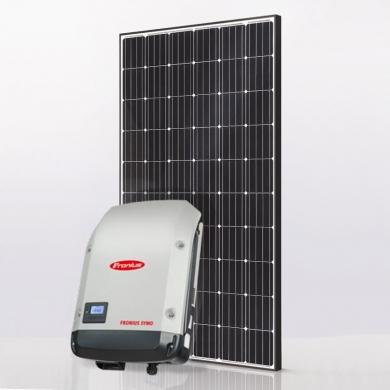 Базовый комплект 5 кВт Fronius Symo 5.0-3-M + LONGi Solar LR6-60PE-300M