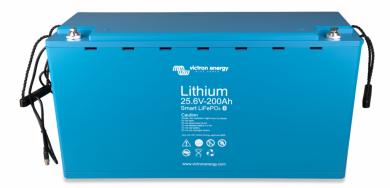 Литий ионный аккумулятор Victron Energy LiFePO4 25,6В/200Ач Smart