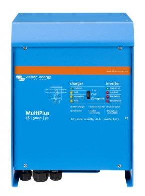 Автономный инвертор Victron MultiPlus 48/5000/70-100 230V VE.Bus