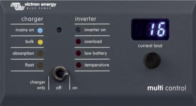 Панель управления Digital Multi Control 200/200A GX
