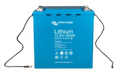 Литий ионный аккумулятор Victron Energy LiFePO4 12,8В/160Ач Smart