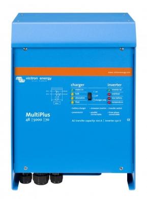 Автономный инвертор Victron MultiPlus 24/5000/120-100 230V VE.Bus
