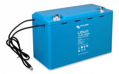 Литий ионный аккумулятор Victron Energy LiFePO4 12,8В/100Ач Smart