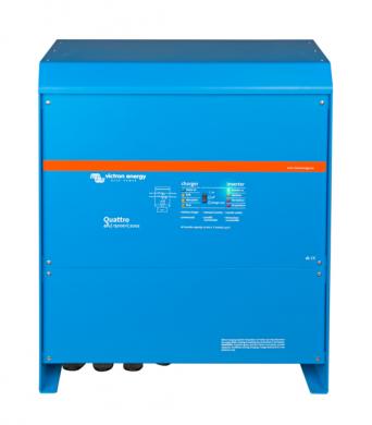 Автономный инвертор Victron Quattro 48/15000/200-100/100 230V VE.Bus