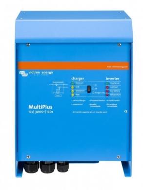Автономный инвертор Victron MultiPlus 12/3000/120-50 230V VE.Bus