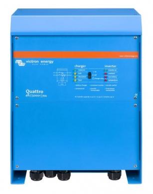 Автономный инвертор Victron Quattro 48/5000/70-100/100 230V VE.Bus