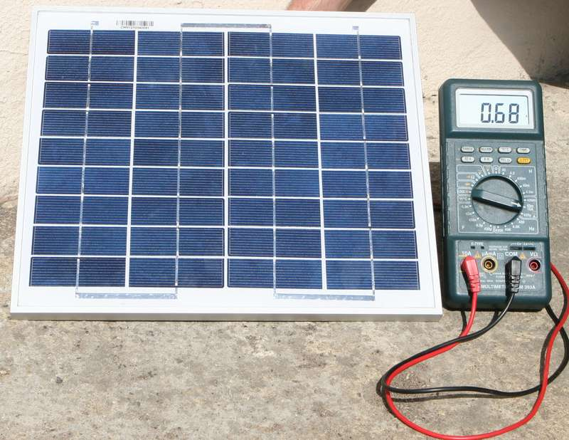 Солнечные преобразователи своими руками
