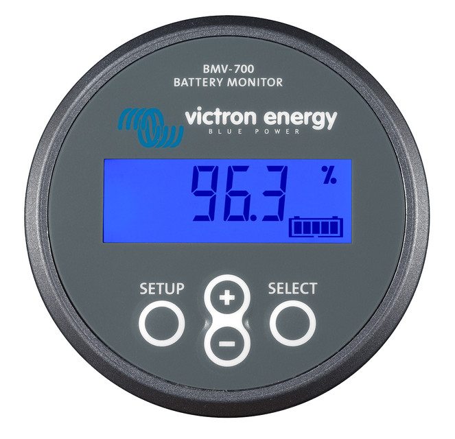 Victron Battery Monitor - UTEM SOLAR